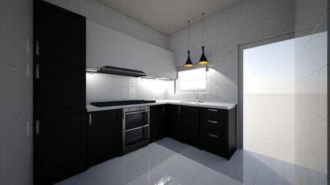 patrick kitchen - Kitchen - by jfx
