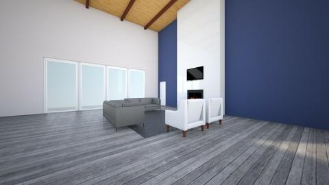 Jen Pat LR 1 - Living room - by kashamitchel