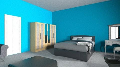 start - Bedroom - by marium567