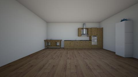 kitchen - Kitchen - by falkeoplinus