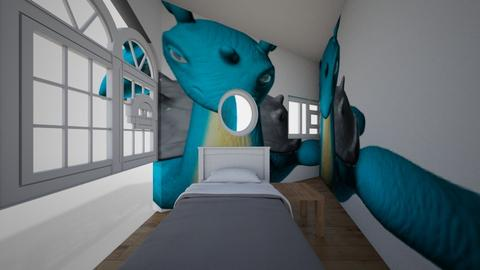 lapras hideout - Bedroom - by TheFatLapras