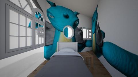 lapras hideout - Bedroom - by TheFatLapras