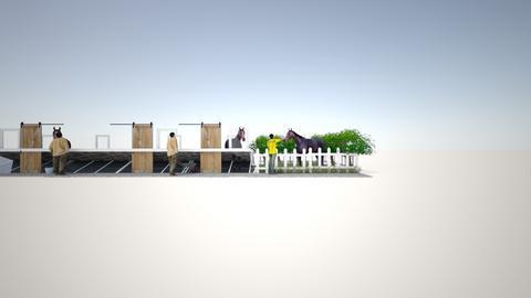 stable - Garden - by Avaxxx