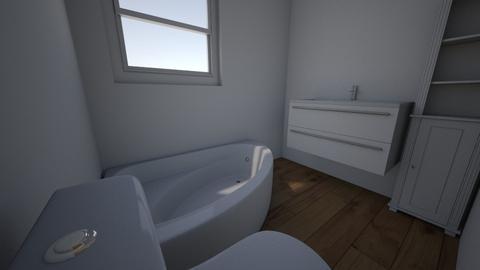 mi cuarto 6 - Modern - Bathroom - by puertotrading