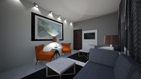 NONSO FAMILY LOUNGE - Living room - by jfx