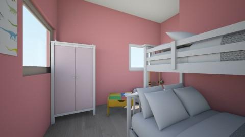 Pink Kids Room - Kids room - by schick5466