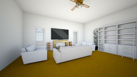 Living room - Living room - by NeshelleNewburn