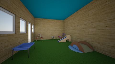 Outdoor Preschool plan - Garden - by DZRBFKWZNYGQHDLFPFEBYKXFZGAELJA