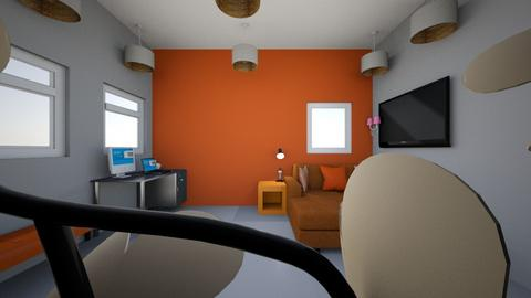 japanese room assignment  - Bedroom - by Talitha j