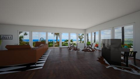 101 avenida salvador 16 - Modern - Living room - by n2detai