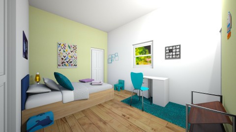 konstantins room number1 - by ambenevol