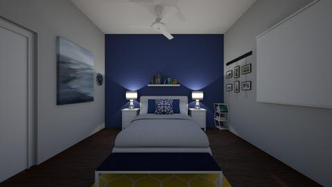 bedroom project - Modern - Bedroom - by paytoneagleson