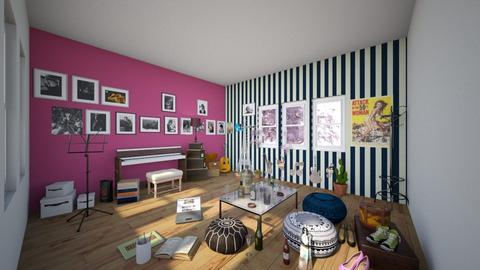 love - Vintage - Office - by zoranaNS
