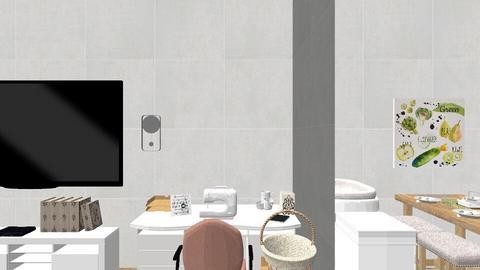 Apartment 1 - Minimal - by virrapriscilla