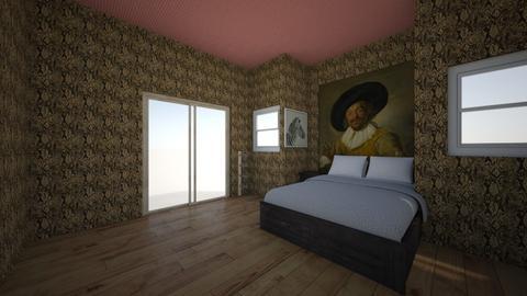 lol - Bedroom - by justinbond