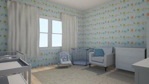 Baby room - Bedroom - by sdora