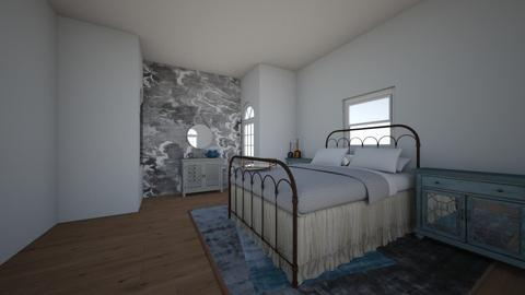 boho rustic bedroom - Bedroom - by addison_humes81