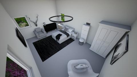 Neutral  - Bedroom - by jenniferlzippel