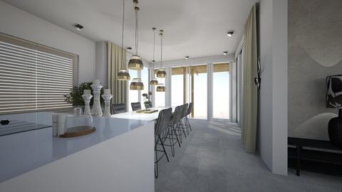 weiering - Living room - by Martineschreur