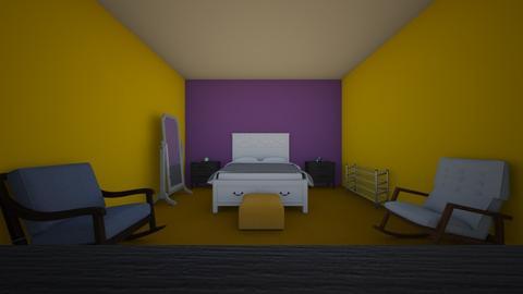 Complimentary bedroon - Modern - Bedroom - by klaeb Utt