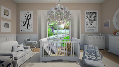 Rowan - Kids room - by sissybee