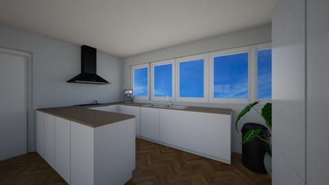 u vormmm 3 - Living room - by Mthe