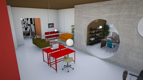 ubbergse - Office - by KanitaM