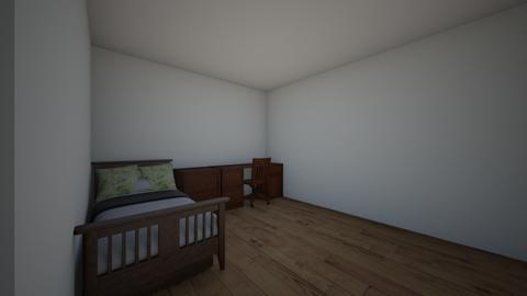 seziorempt - Bedroom - by scourgethekid