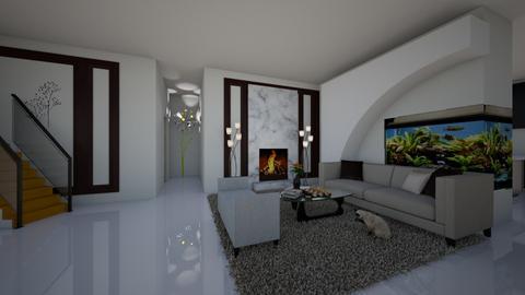 bum bum - Modern - Living room - by Chelsea Avelino