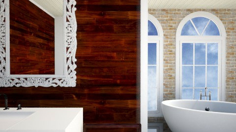bathroom - Bathroom - by bad carma