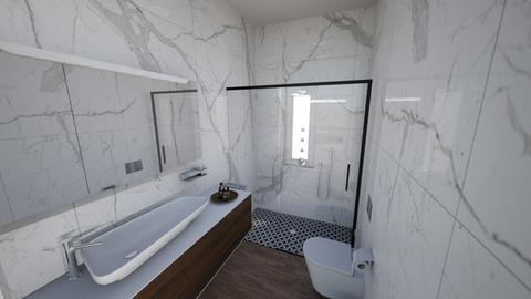 a - Bathroom - by kostaskaragiannis