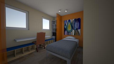 49EdwardDr_F1_BedKid3 - Bedroom - by urbanismx