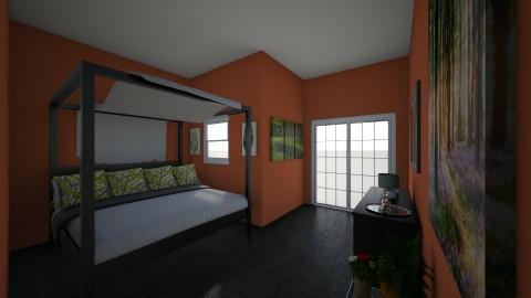bedroom - by kvazq0899