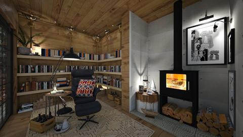 Chill - Living room - by bsk Interiordesign