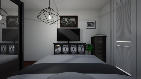 sypialnia4 - Bedroom - by kassandraslu
