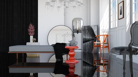 Chill - Minimal - Living room - by HenkRetro1960