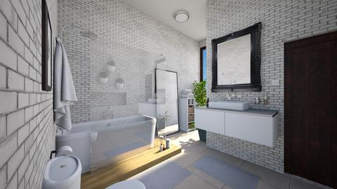 Southwest Brd 3 Bath - Bathroom - by mdesign13