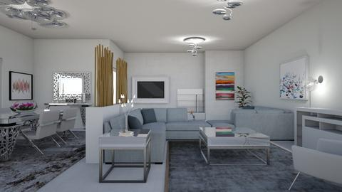 23042019 - Living room - by matina1976