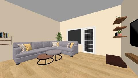 k - Living room - by ivelina_pavlova_9340