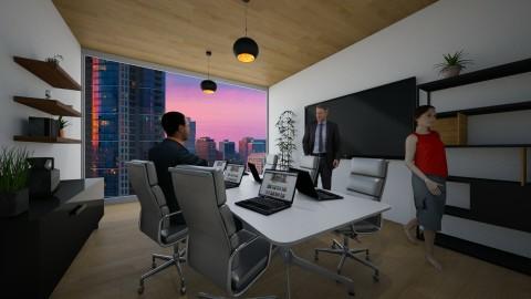 Long Office - by aaron97