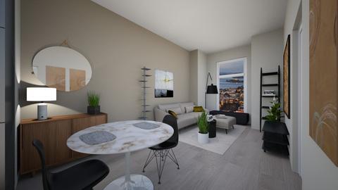 JCcomo77 - Living room - by Brandon Clark