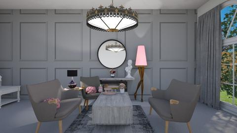 Shabby chic - Living room - by nicolaswiggins