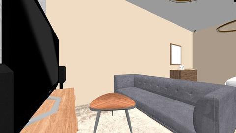 Bedroom  - Modern - Bedroom - by Tomas Bologna