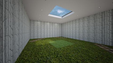 Skylight green room - by Elios3