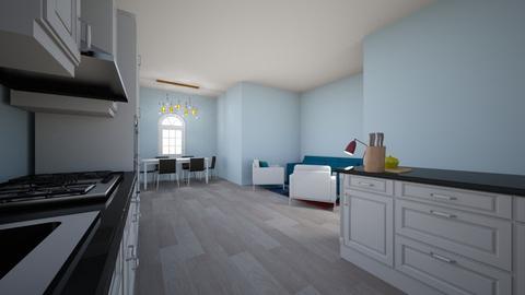 snazzysnail - Living room - by snazzysnail