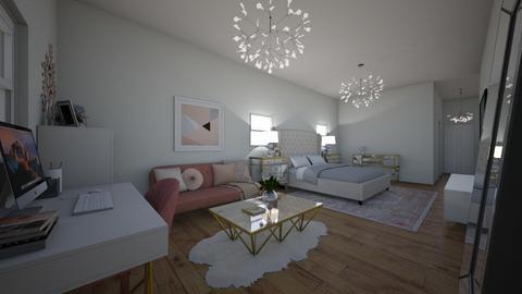 ElisaS Bedroom - by elisaaaa