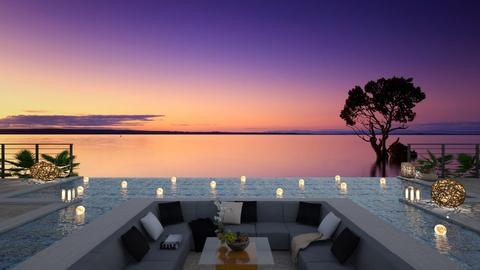 Sunsets - by PTKoma