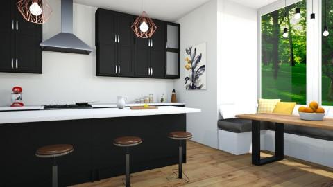 Kitchen - Kitchen - by _xandra_