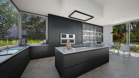 kitchen - Kitchen - by fre82