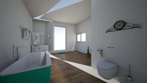 my classic bathroom - Classic - Bathroom - by riangelica